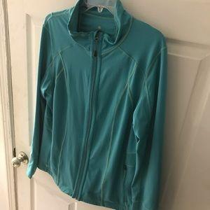 Athletic TurquoiseJacket